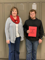 Student of the Month (December)