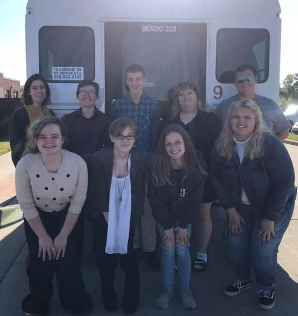 LHS Music Students Selected for District Festival